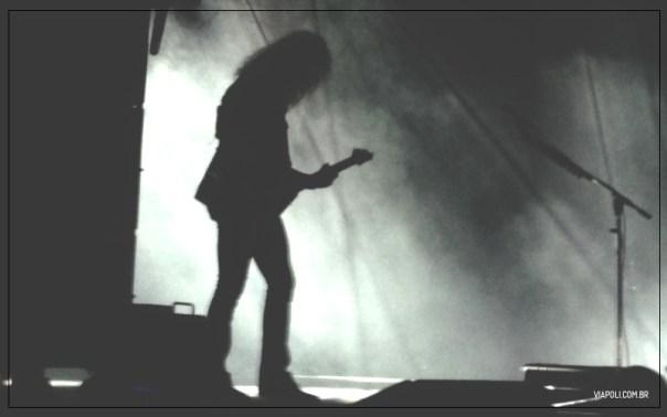 Dave Mustaine - Espaço das Américas (SP) - 07/08/16