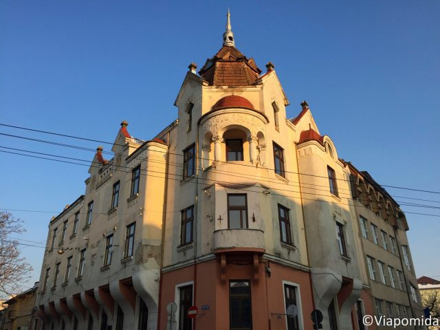 Oradea Bar Association Building