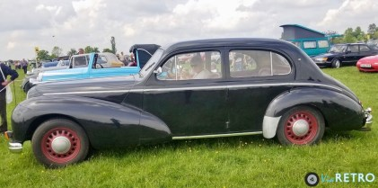 1950 Hotchkiss Anjou 20-50, made in France