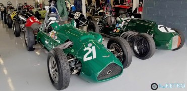 1952 Alta F2, 1964 Cooper T79 and other pre-66 GP cars