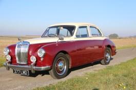 1957 MG Magnette ZB (2)