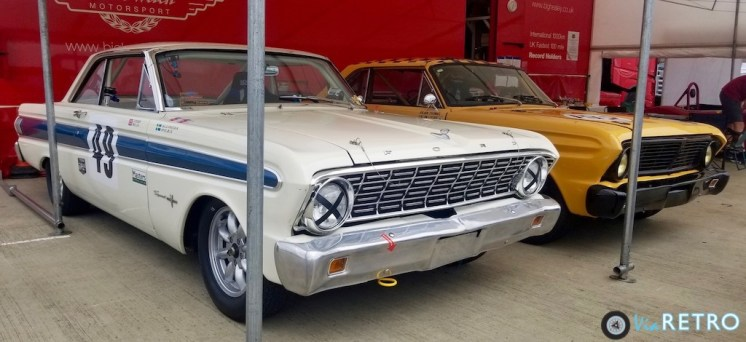 1964 Pair of Ford Falcon Sprints