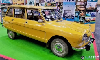 1969 Ami 8 Estate