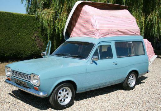 1970 Ford Escort Dormobile (1)