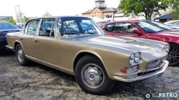 1971 Maser Quattroporte