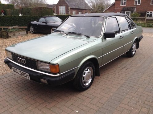 1983 Audi 80 GL - 2
