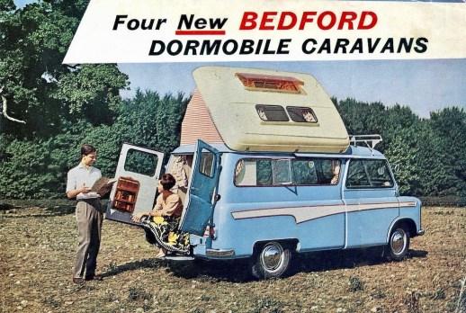 Bedford Dormobile