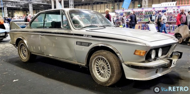 Hands-on Enthusiasm at the Classic Car and Restoration Show | ViaRETRO