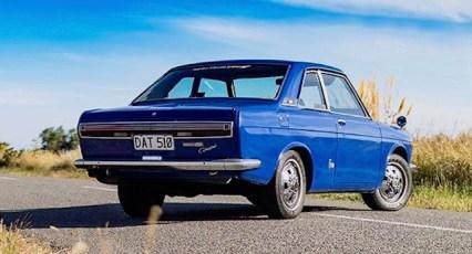 Datsun Bluebird SSS