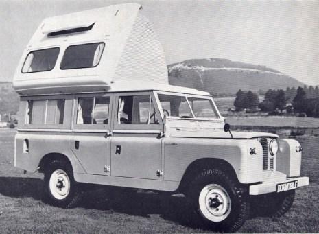 Dormobile Lad Rover