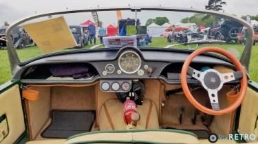 Fairthorpe cockpit