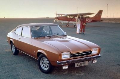 Ford Capri II 1974