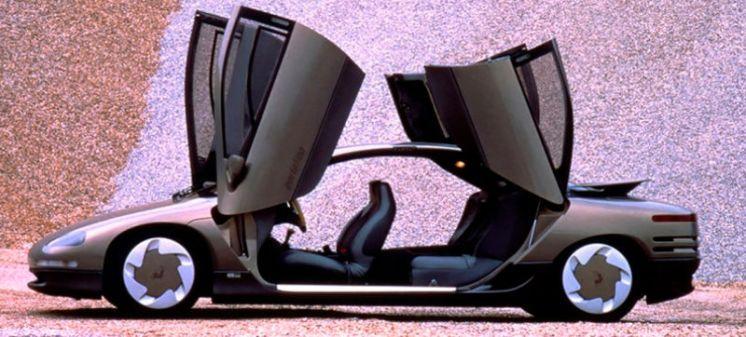 Lamborghini Portofino Concept - 4