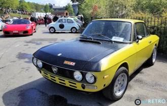 Lancia Fulvia Safari one of 900