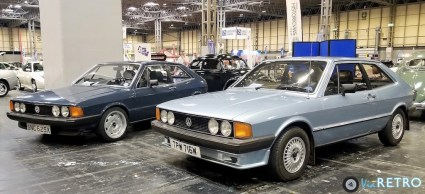 Pair of VW Scirocco Mk 1's