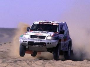 Paris Dakar Pajero - 3