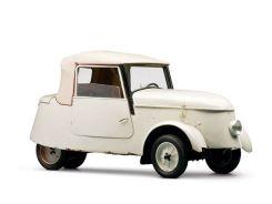 1942 Peugeot VLV Electric