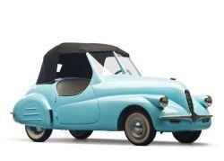 1947 A.L.C.A. Volpe Microcar Concept