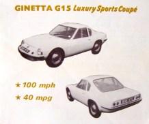 Ginetta-G15