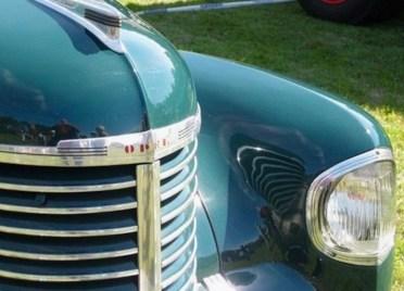 1939 Opel Kapitan headlight
