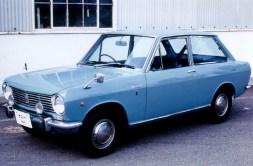Datsun Sunny 2-door sedan
