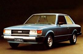 Toyota Carina 2-door 1979-1981