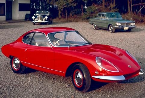 1963 Prince 1900 Sprint
