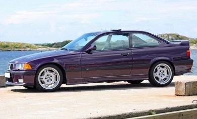 BMW M3 e36 - technoviolet