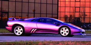 Lamborghini Diablo SE30