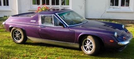 Lotus Europa - Roman Purple
