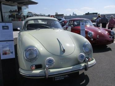 Porsche Centre Leeds 356s