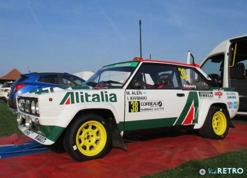 Rally Historics - 27