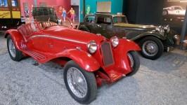 193 Alfa Romeo 8C Roadster