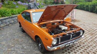 1976 Toyota Corolla SR - 5