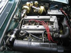 Alfa Romeo Nord twincam