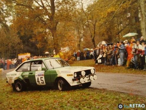 RAC Rally 1985 - 11
