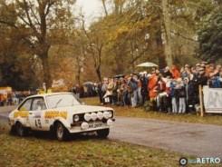 RAC Rally 1985 - 13