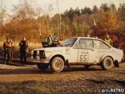 RAC Rally 1985 - 18