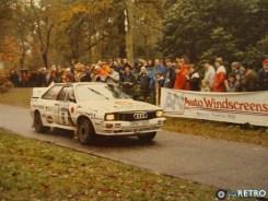 RAC Rally 1985 - 21
