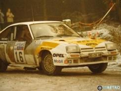 RAC Rally 1985 - 23