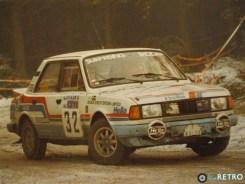 RAC Rally 1985 - 24