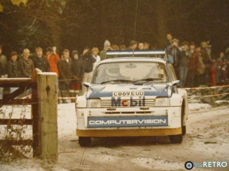 RAC Rally 1985 - 26