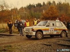 RAC Rally 1985 - 27