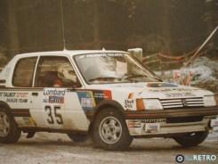 RAC Rally 1985 - 30