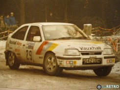 RAC Rally 1985 - 35