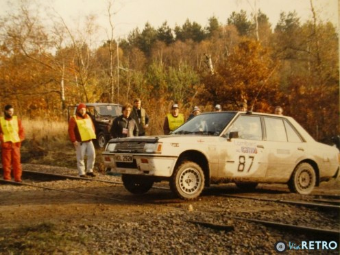 RAC Rally 1985 - 37