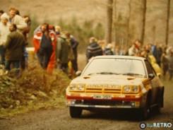 RAC Rally 1985 - 39