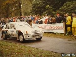 RAC Rally 1985 - 56