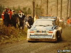 RAC Rally 1985 - 8