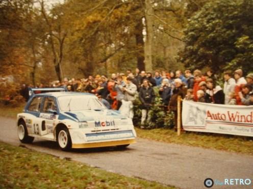 RAC Rally 1985 - 9